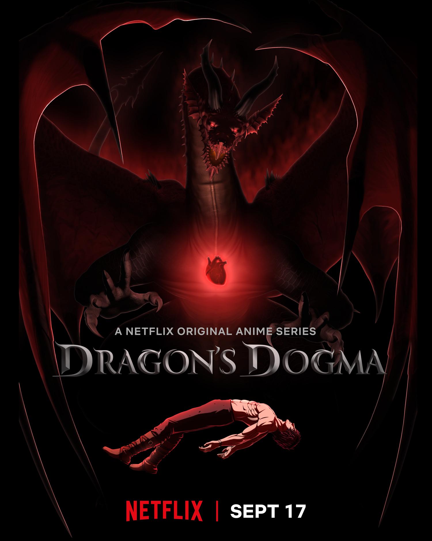 Netflix Original - Dragon´s Dogma
