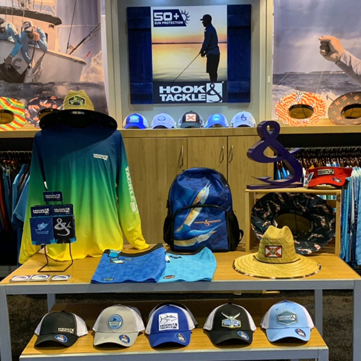 #hookandtackle at @ICASTshow #Virtual #fishingapparel #icast2020 https://t.co/uBS3wCqjwt