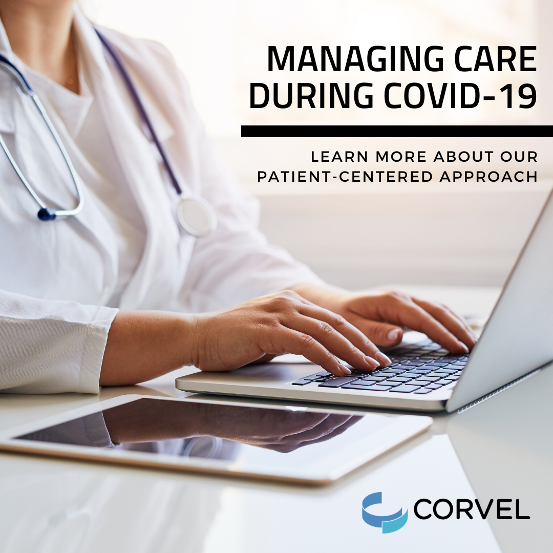 A patient-centered approach to #managedcare during the #COVID19 pandemic. With expanded #virtual tools and extensive resources available, our nurse case managers provide injured workers with the ongoing support needed to restore balance and function. https://t.co/JtIlVnLybH https://t.co/Lrbf5Hjio6