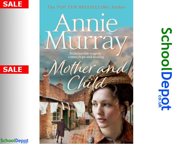Murray, Annie https://schooldepot.co.uk/B/9781509895403 Mother and Child 9781509895403 #MotherandChild #Mother_and_Child #student #review Bestselling author Annie Murray movingly explores one family's suffering over two generations, and our power to heal from heartbreaking loss.pic.twitter.com/KKQtlBVcpa