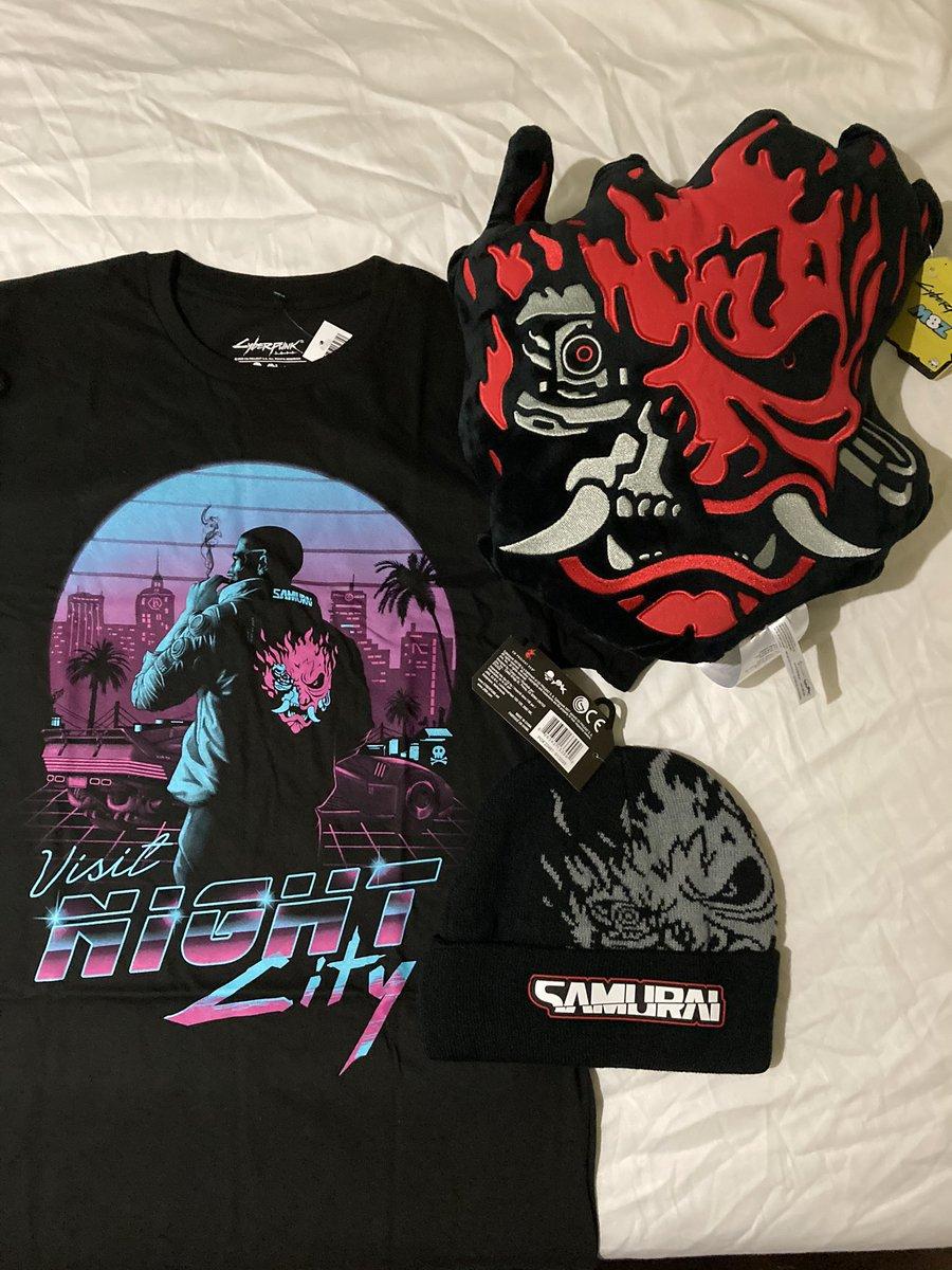 """""""Wake the f**k up, Samurai."""" #Cyberpunk2077 #games #cdprojektredpic.twitter.com/QaBHssQAK2"""
