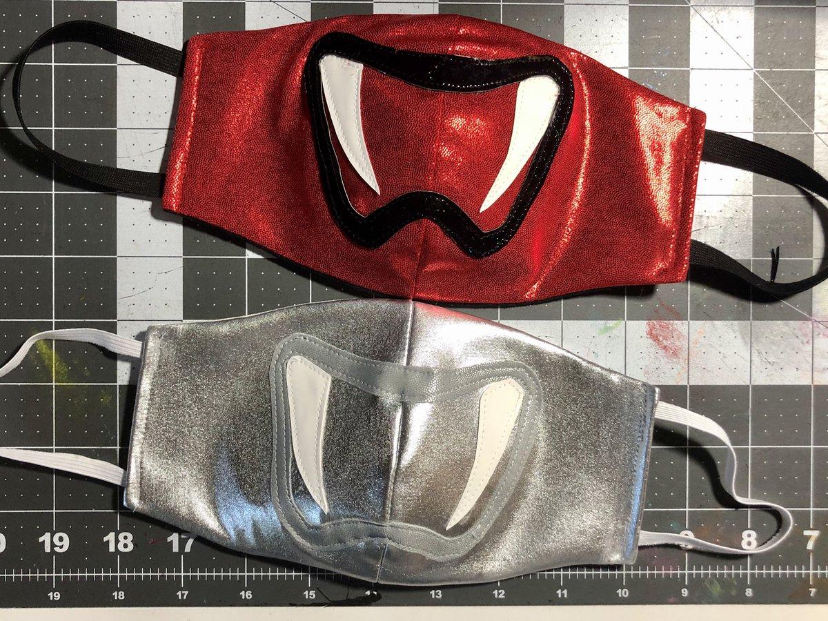 Liger mask 😷 https://t.co/7l83BkDf38