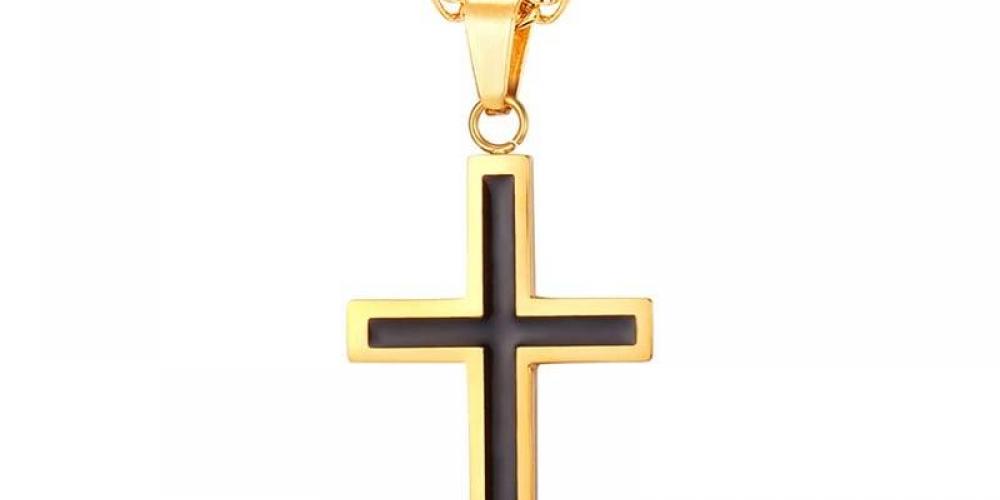 Enamel Cross Design Steel Men's Pendant Necklace #jewelrydesigner #jewelscenter #charms #pendant #jewelryaddict #jewelryartist https://jewelscenter.com/enamel-cross-design-steel-mens-pendant-necklace/…pic.twitter.com/n9BHO6Uf9k
