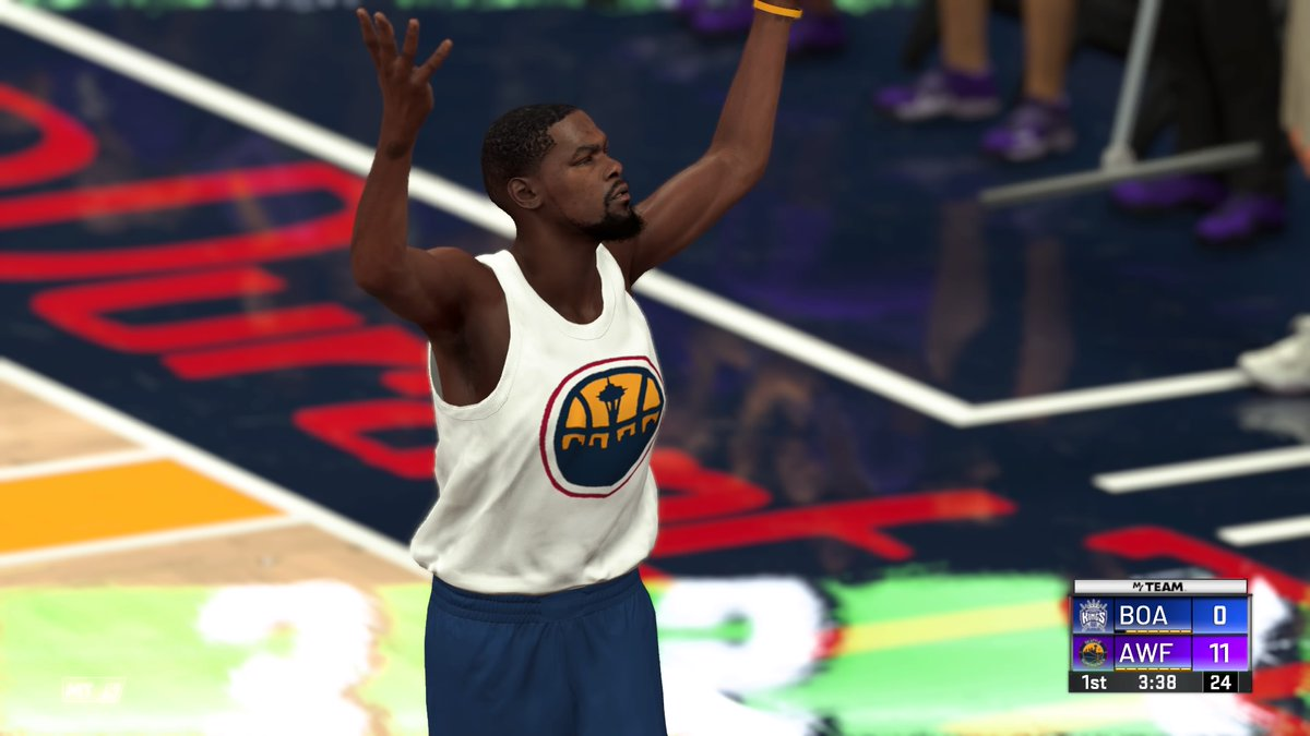 You know the vibes #KD  #PS4share https://t.co/jhNCNCNVJ7