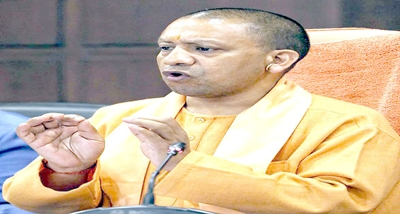 UP CM Yogi Adityanath asserted that constant efforts are necessary to create awareness among people about #COVIDー19.  File Pic https://t.co/iTDteUBMjW