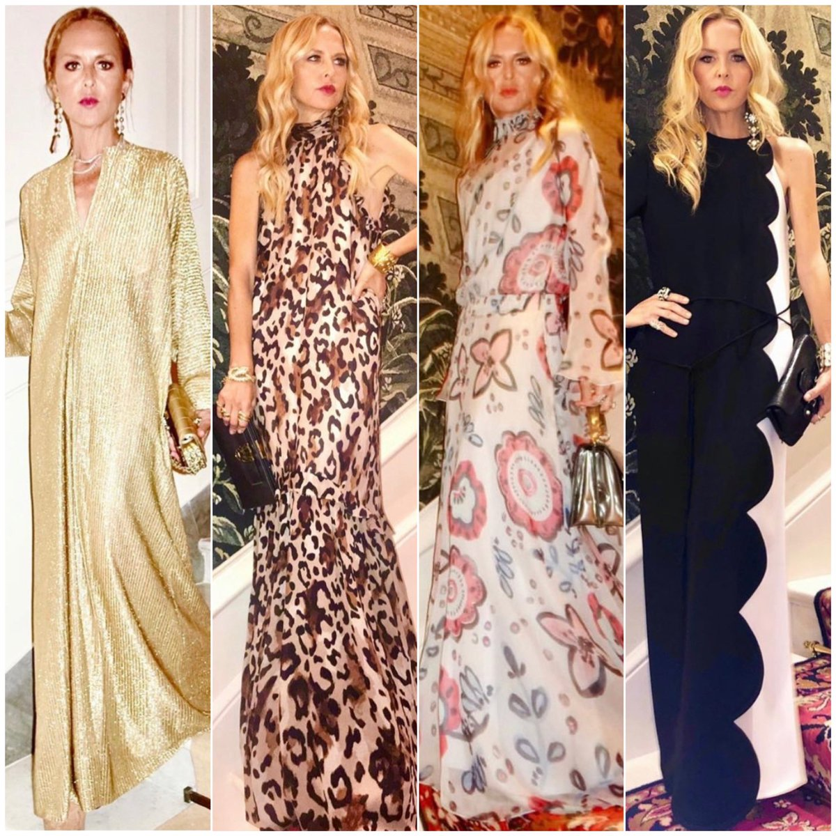 This time 1 year ago..a few of many changes for #Paris #hautecouture week ... I miss you  XoRZ pic.twitter.com/Ad4pAXCeRC