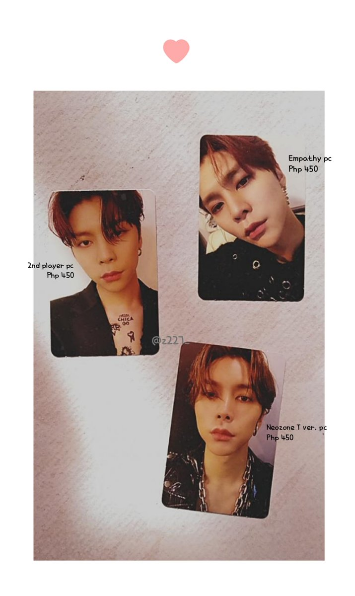 JOHNNY PCs Php 450/pc #NCT127 #JOHNNYSUH #NCT127_Punch #NCT127_KickIt #nct127_TheFinalRound #NCT127_Regulate #NCTU_Empathy #wtsnct #WTS #LFB #PH https://t.co/yEed30qrMS