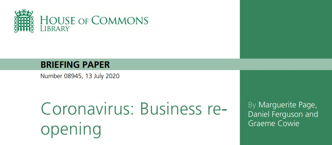 We're pleased to share an important Government briefing paper 'Coronavirus: Business Reopening' which will give businesses within our community clarity to make informed decisions. Read more and access the paper here: https://bit.ly/3fxdBu7 Pls RT @renkapur @afghanrugshoppic.twitter.com/VbAKgaC1RX