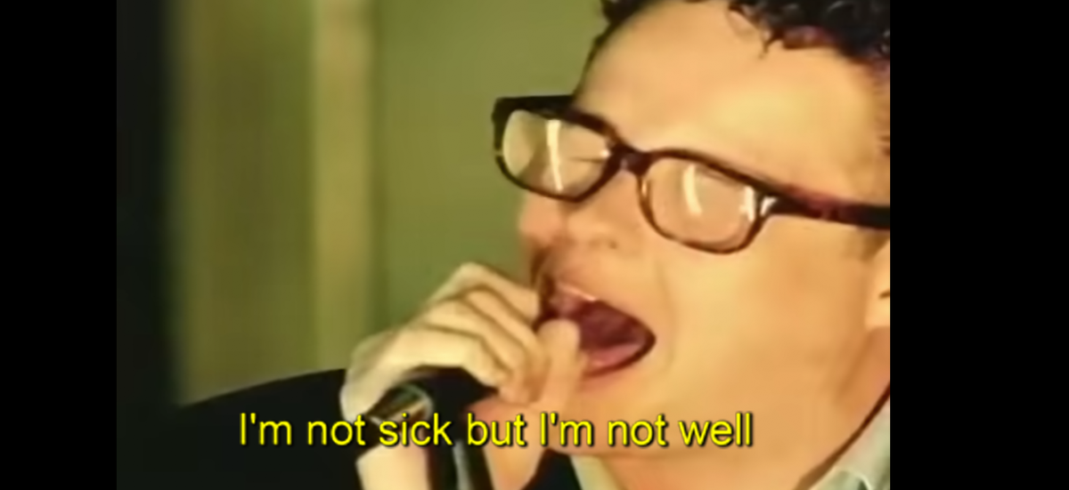 When someone asks how I'm doing during the pandemic.