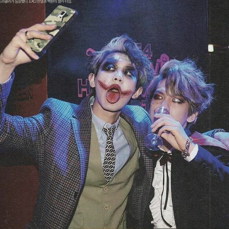 when chanbaek dressed up like this for halloween <br>http://pic.twitter.com/wHzdL7RGtC