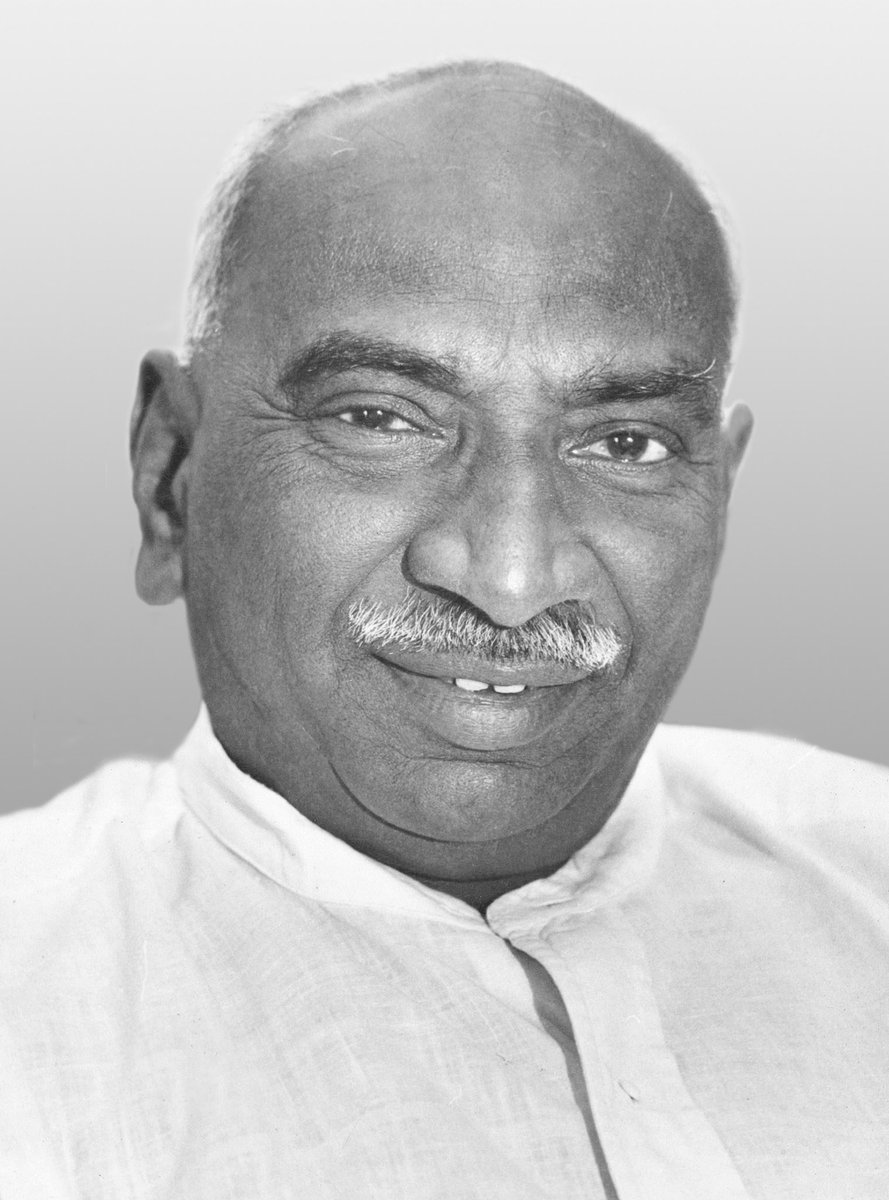 #Kamarajar  Remembering the Great man #BharatRatna Kamarajar on his Birthdate...  The man with vision... Education with mid day meal scheme and Reservoir schemes by building many dams are the key works for my state Tamilnadu far ahead of many states in India during his governance pic.twitter.com/8YiBUlPm9r