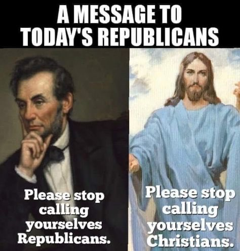 I'm thinking God is definitely going to have to put up a WALL around heaven to keep all of the #FakeChristian #TrumpSupporters OUT especially since all of their actions are completely antithetical to what the Bible teaches them that they should be! pic.twitter.com/XZgL0GU9kW