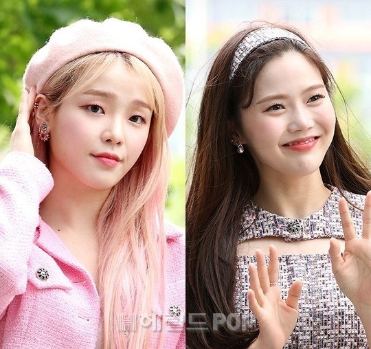 It is reported that #OHMYGIRL #Seunghee and #Hyojung has joined filming of TV CHOSUN #PPONGSchool yesterday.  The show casts #MrTrot 'Trot Men F4', who currently have hot popularity in Korea https://t.co/IKk0jTwOf0 #KoreanUpdates RZ https://t.co/BaVsCtGplZ