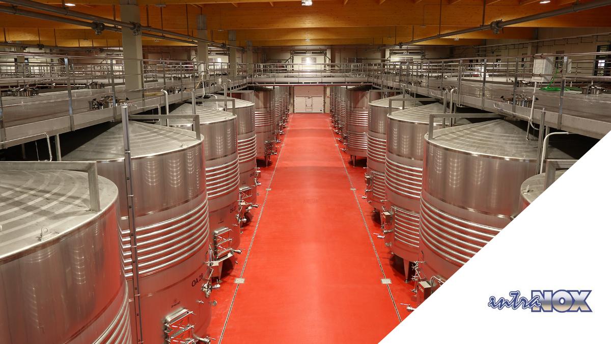 La Fermentación es un punto crítico de tu proceso productivo. Contar con el equipo adecuado es vital. En #Intranox fabricamos a medida tus Tanques de Fermentación en Acero Inoxidable. #deposito #tanque #silo #aceroinoxidable #vino #bodega #enologia https://t.co/ZDwTgHvcMo