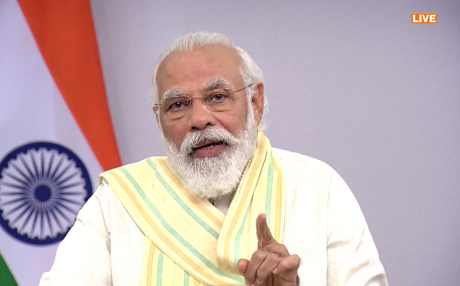 I extend my best wishes to youngsters on #WorldYouthSkillDay today. During this time of #CoronaPandemic, along with work culture, the nature of job has also changed&the ever-changing new technology has also been affected, but youth is gaining new skills in the changing times:PM pic.twitter.com/qAWs8dDb49