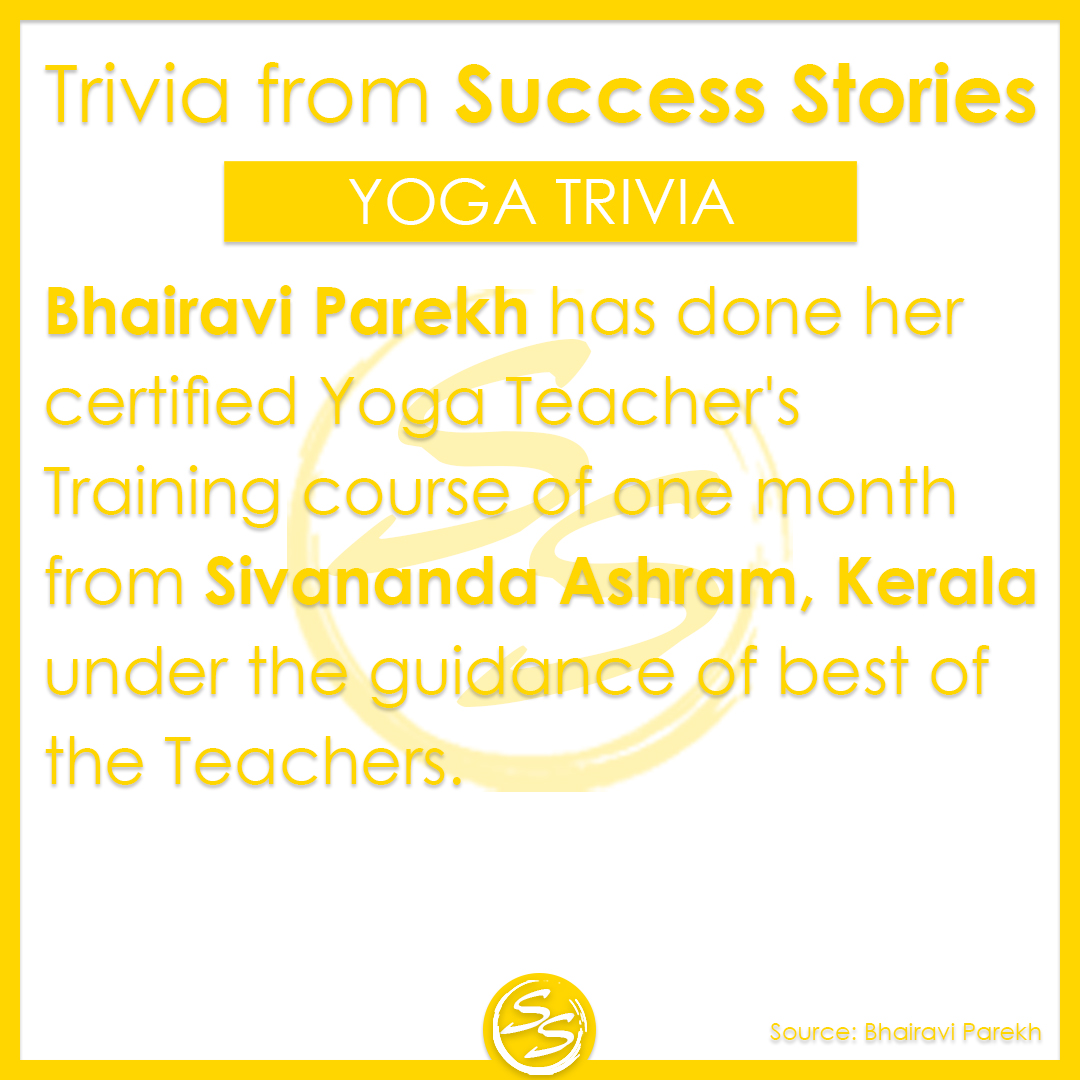 Trivia from Success Stories View Full Episode on Youtube. Click on this link https://t.co/Un3ShC9Bwl #successstories #success #trivia #motivation #inspiring #yoga #india #yogainstructor #meditation #yogainspiration #yogi #yogalife #yogalove #yogini #yogateacher https://t.co/fyDvETEml1