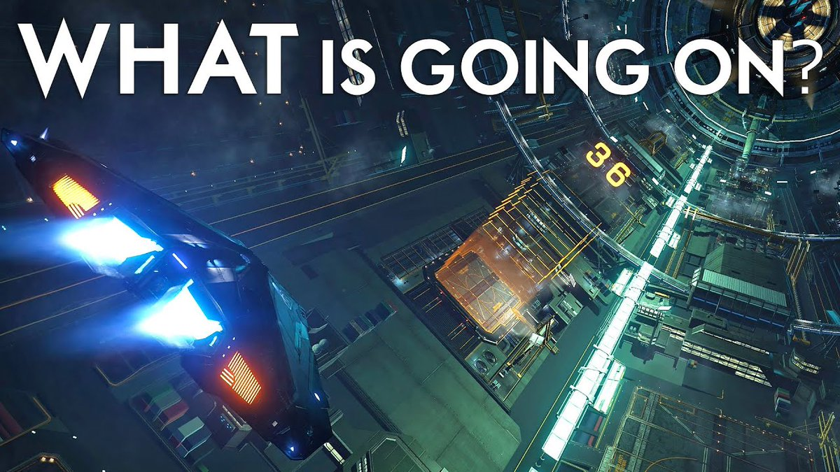 What The Heck Is Going On With #Elite Dangerous?  ... - https://t.co/jOhH5gIKRU #UIX #Content #DavidBraben #Elite2 #EliteDangerous #EliteDangerousHorizons #Exploration #Exploring #Frontier #FrontierDevelopments #Galaxy #Gameplay #Horizons #Preview #SpaceGame #SpaceSim #Updates https://t.co/3HYEisMFYR