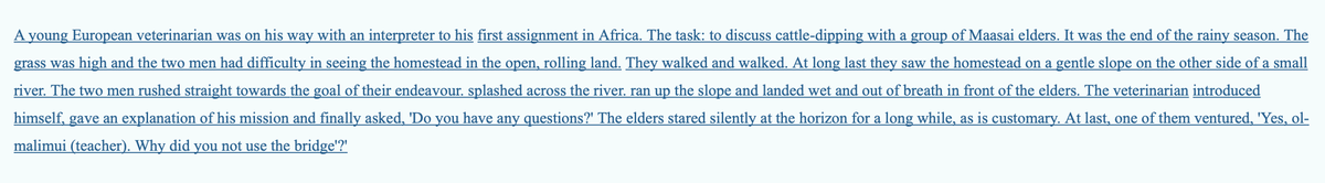 3/ This is how that story is captured in its original, unfortunately the source is no longer online, but hopefully  @DagHammarskjold will upload it again cf.  https://www.jamiiforums.com/threads/tanzania-in-search-of-the-talented-tenth-kuwatafuta-moja-ya-kumi-wenye-talanta.37762/page-5