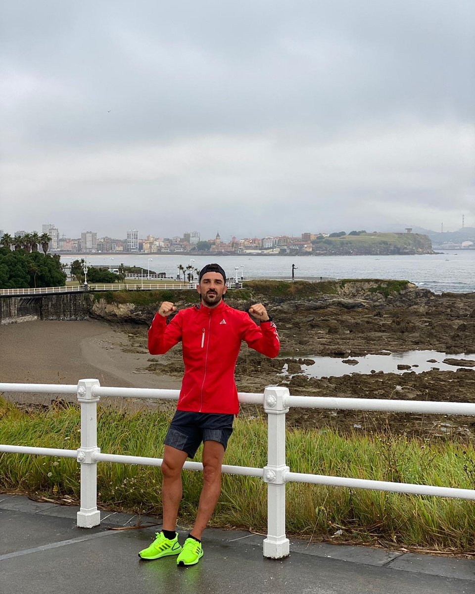 10K mañaneros con lluvia... 🏃🌧✌ #asturiasparaisonatural #veranoenasturias #sportlife #adidasrunning #adidas
