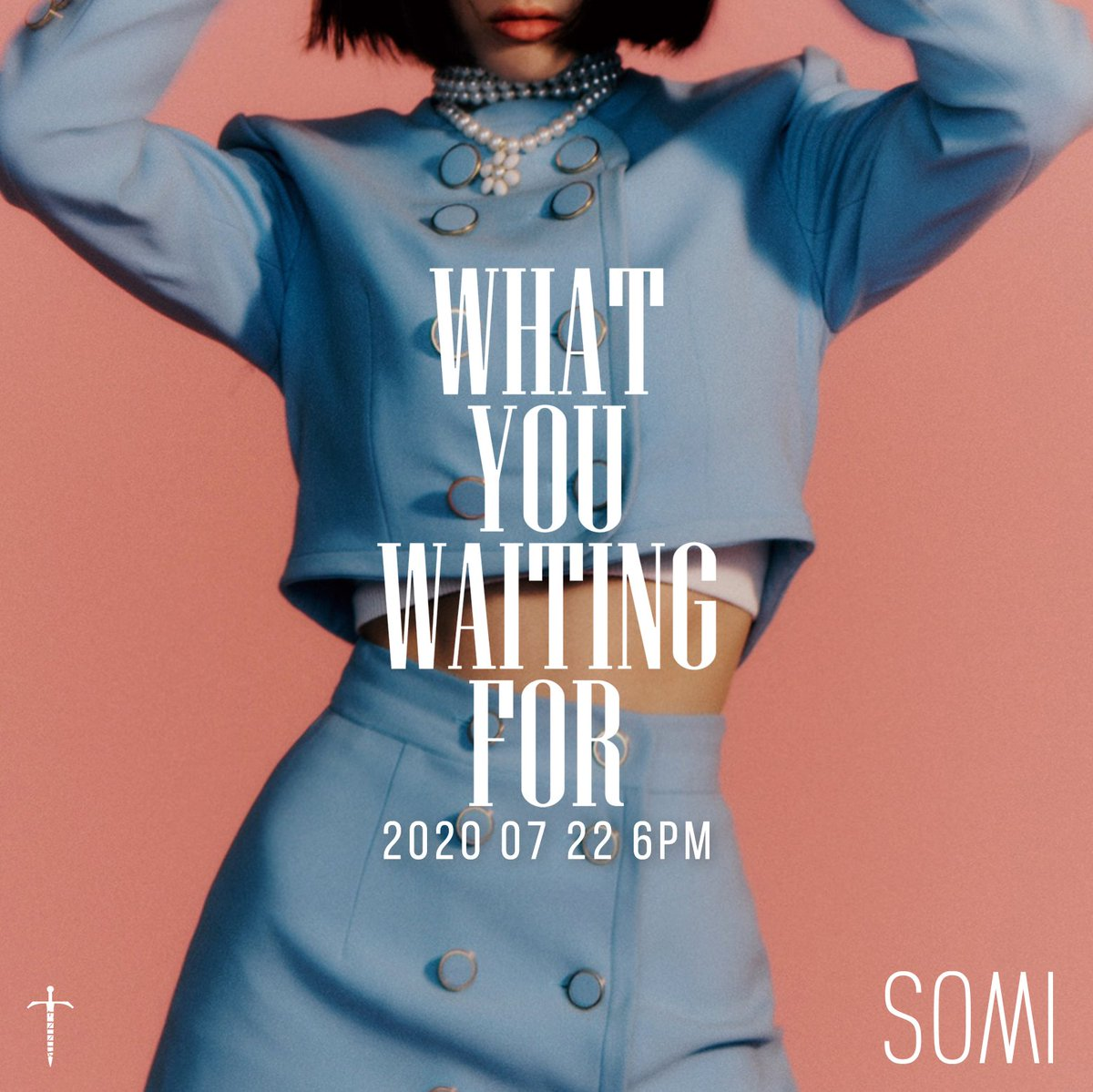 THE BLACK LABEL announces #Somi's comeback on July 22 with new single #WHATYOUWAITINGFOR #KoreanUpdates RZ https://t.co/DI2RIYCcgT