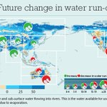 Image for the Tweet beginning: El mapa del cambio climático,