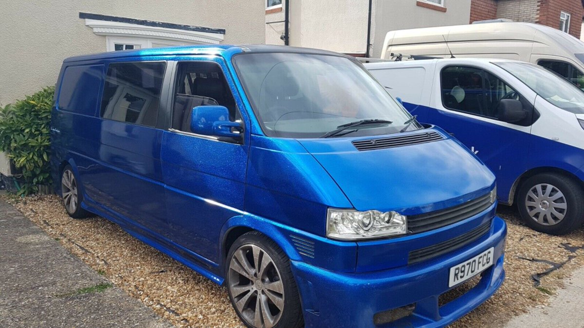 Project Cars Uk On Twitter Custom Vw Transporter T4 Camper Day Van Project See Ebay Ad Https T Co 1ilvwyz5r6