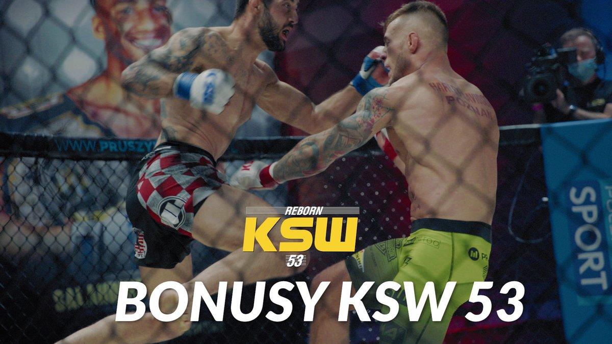 Bonusy po gali KSW 53: Reborn #KSW53 http://www.fight24.pl/?p=135243pic.twitter.com/tbkWaqP2Md