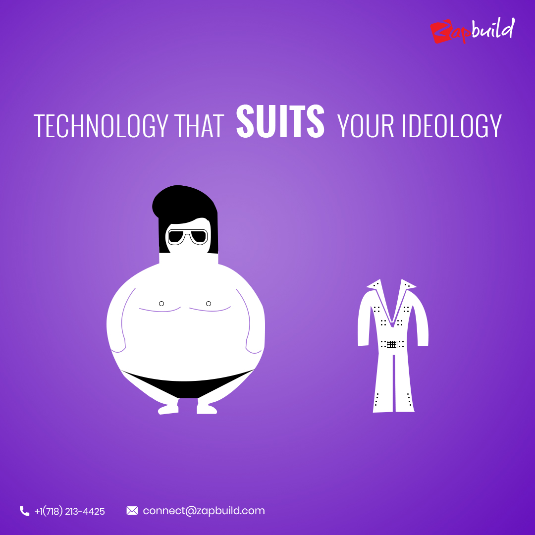 Is it a technical mismatch that you're afraid of? Technology should simplify your business. Software should go parallel to your business goals. This is how you grow.  Know more: https://bit.ly/2K8DsdX  #BigData #BusinessAutomation #Digitization #OnlineBusiness  #Startupspic.twitter.com/dSMAMbgho2