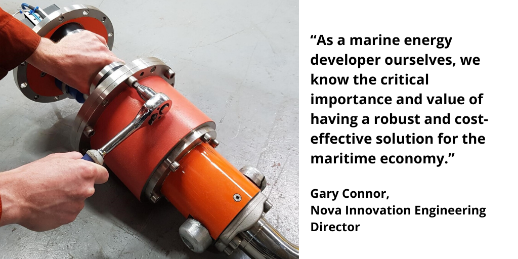 We have won a 2nd contract with @WaveEnergyScot 🌊to deliver our innovative subsea electrical connector!  Our MECMate connectors enable reliable, cost-efficient subsea connections for clients in marine energy, floating wind, oil & gas, & aquaculture.   https://t.co/0NLIkDqqNX https://t.co/41nRHZIixI