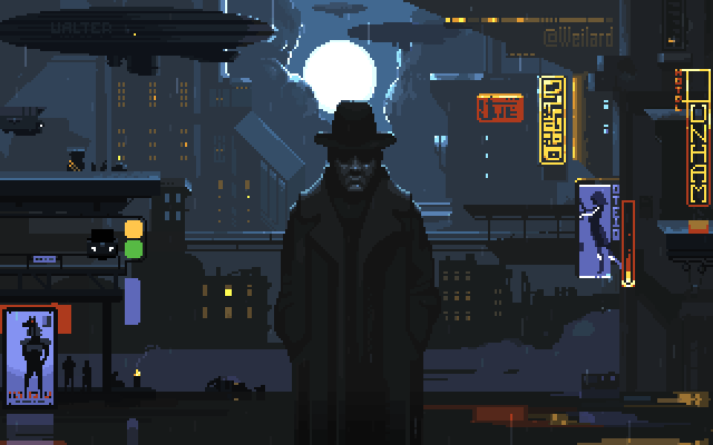 I'm @Weilard and I love and do #postapocalyptic pixels.  Love and peace in these hard times!   #pixelart #NobodyArtistClub #under10kclubpic.twitter.com/CBEjaLi6iZ