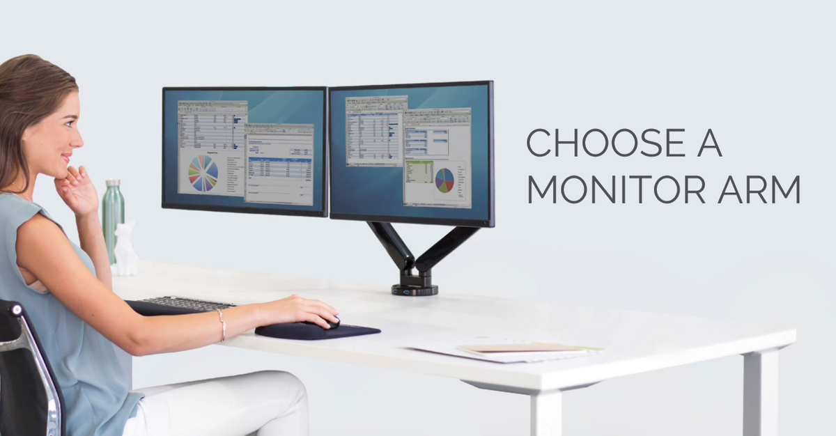 Make your work more productive, customise multi-display & adjust your monitor effortless.   Check out the Fellowes product comparison questionnaire for the best monitor arm recommendations. #WednesdayWisdom #WorkBetterFeelBetter #HowTo https://t.co/1u4sTyiLmh https://t.co/ojSj8leFxP