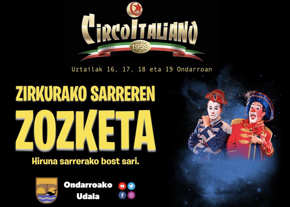 Il Circo Italiano Ilcircoitaliano Twitter