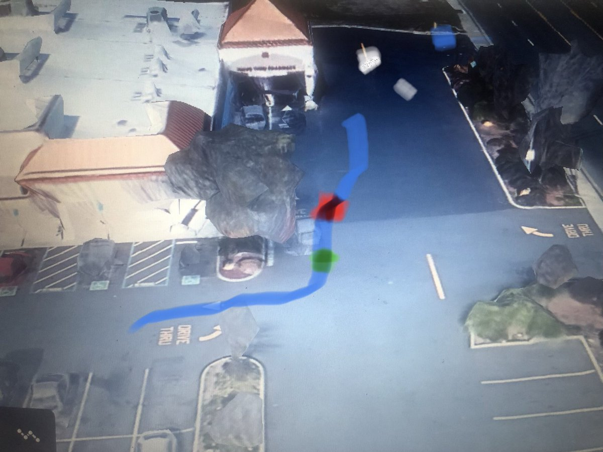 #Justiceforseanmonterrosa #justice4sean #copwatch Clarity is on my mind, Connecting the Dots! Blue line VPD green  pursuit lights came on as they turned the corner of the building, red shooter at the ready, back seat shooter had obstructed view he didn't see Sean,truck was target https://t.co/LzYdWTEP42