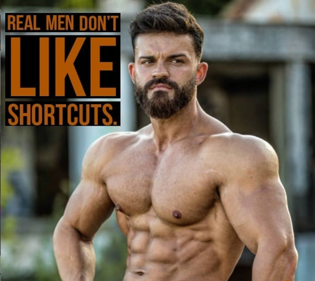 You want results but you're only giving 50%?   It doesn't work that way! If you want to make gains, if you want to see lasting results, if you want to achieve greatness then you have to commit to the process..   #Gym #Results #NoShortcuts #Motivation #Effort #Hustle #DontQuit