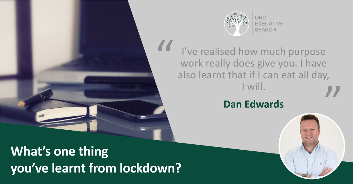 Each week, we will be posting a few things that our team have learnt from lockdown. What have you learnt over the past few months? Let us know in the comments. #lockdown #newnormal #lockdownlife #workwithglee <br>http://pic.twitter.com/UR73dF9lEj
