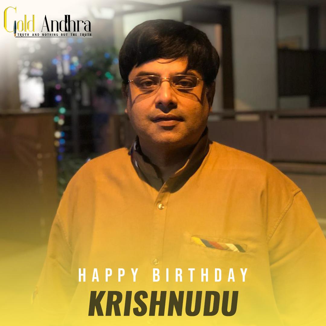 Wishing Krishnudu a very Happy birthday  #krishnudu #Tollywood pic.twitter.com/GINGROzkaz