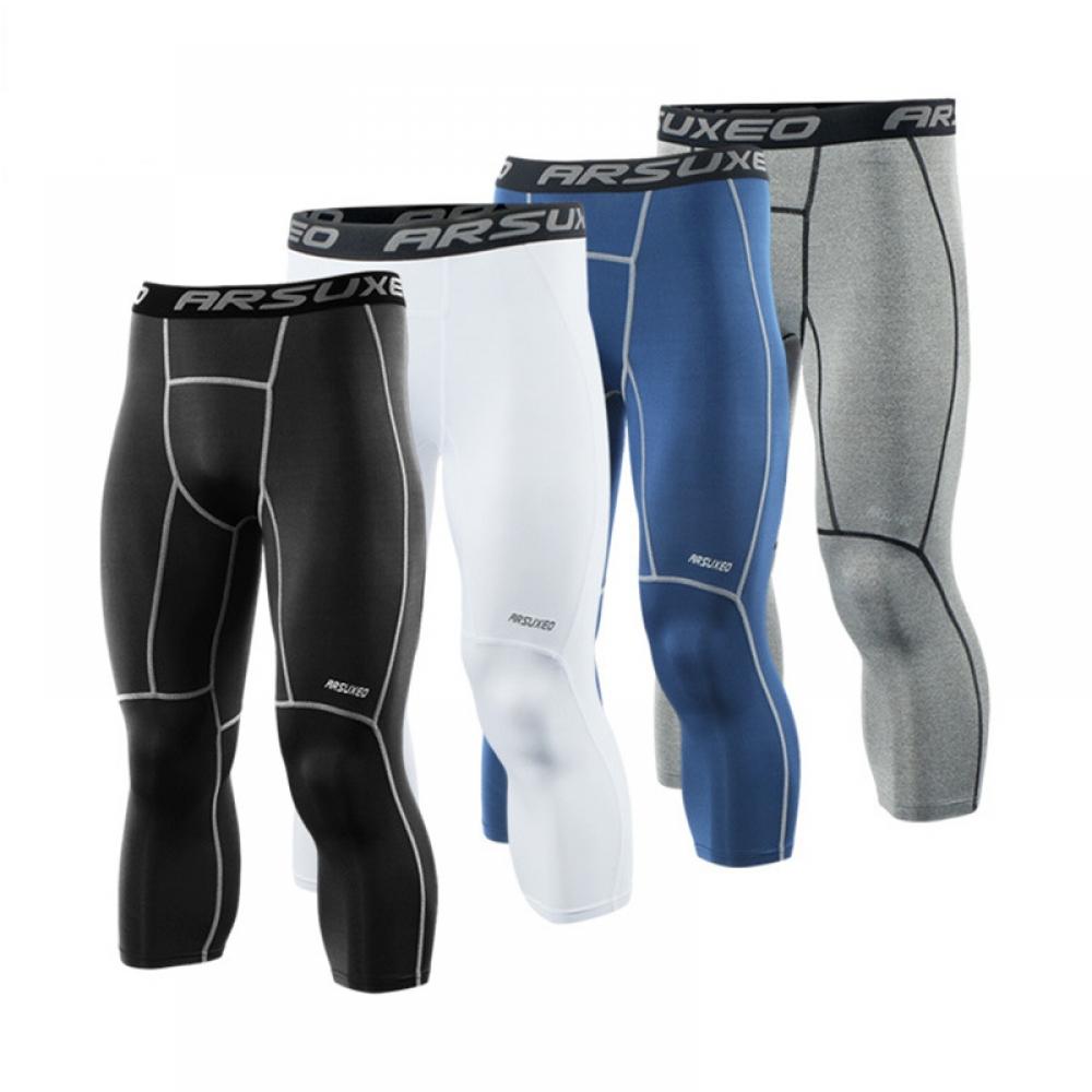 #fitnessaddict Men Gym Compression Pants <br>http://pic.twitter.com/jtE3MKmjZ4