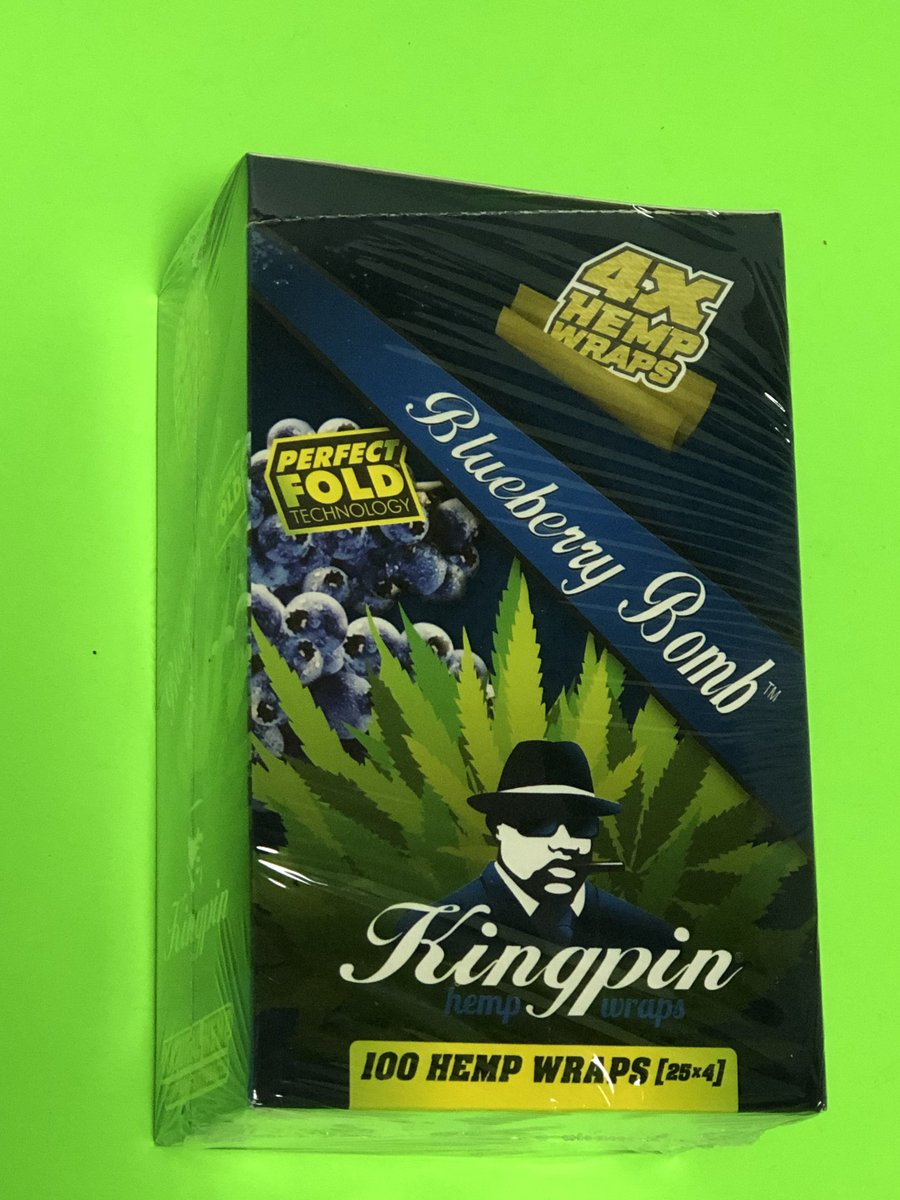 FREE GIFTSKingPin BlueBerry Bomb100 High Quality Hemp Wraps 25 pks NoTobacco Full is now available in our shop for only $44.20. Buy it now  https://1solardeals.com/products/free-gifts…kingpin-blueberry-bomb-hemp-wraps-natural-high-jay-25-pks-notobacco-fullpic.twitter.com/FONZ1QgA0C