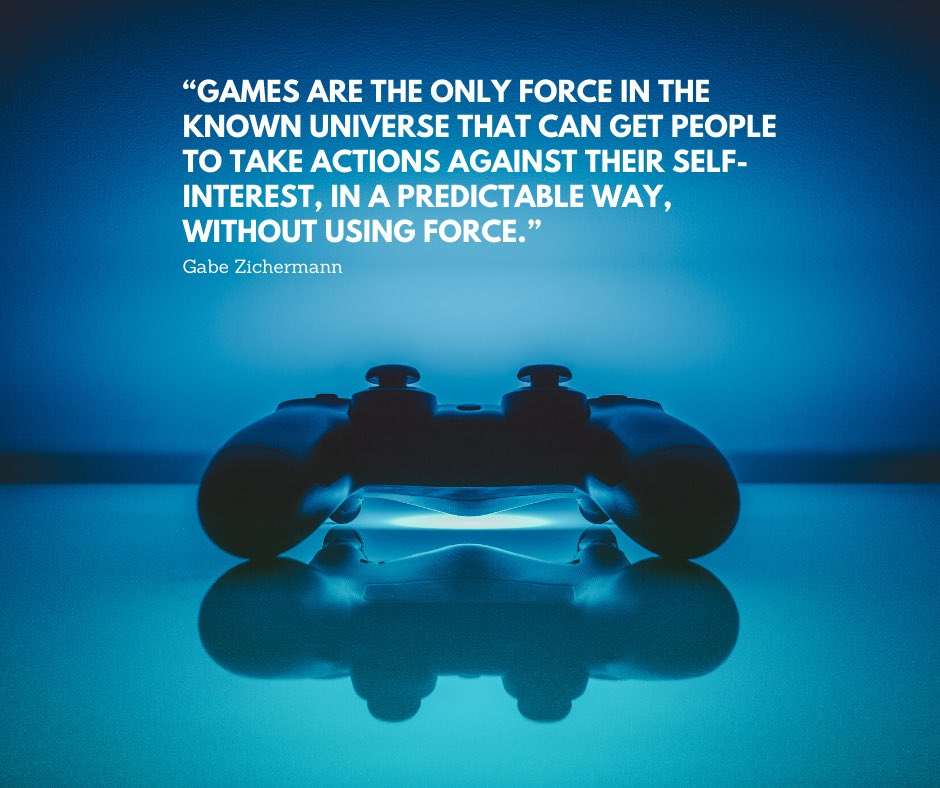 If you are a gamer and looking for motivation in the real world, gamification in your life is the best way to succeed! . . . . #gamification #gamer #selfimprovement #powerlevellife #levelup#leveluplifestyle #gamify #gamers #gamerlife #levelupyourlife #nerdfitness #nerdlife pic.twitter.com/4398hbv8xX