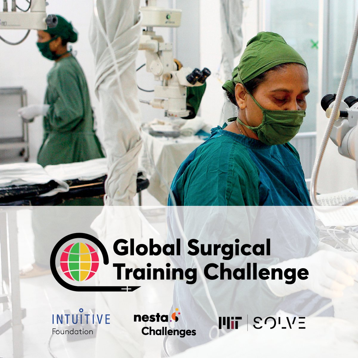 Are you a #surgeon, #anaesthetist, #nurse, #midwife, #engineer, or #designer interested in #education, #training or #simulation? Then check out our new Global Surgical Training Challenge https://t.co/atVdOPJNn9 #surgicaltrainingchallenge #surgery #anaesthesia #engineering https://t.co/bbz5FU5djM