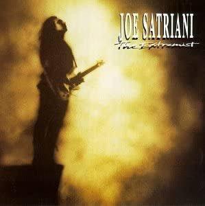 Happy Birthday Joe Satriani !!         The Extremist