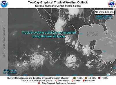 NHC Eastern North Pacific Outlook   ZCZC MIATWOEP ALL TTAA00 KNHC DDHHMM Tropical Weather Outlook NWS National Hurricane Center Miami FL 1100 PM PDT Tue Jul 14... https://shelbyohwx.com/wp-content/uploads/two_pac_2d0_resize.gif… https://shelbyohwx.com/nhc-eastern-north-pacific-outlook/…pic.twitter.com/MHyxKdhqQ6