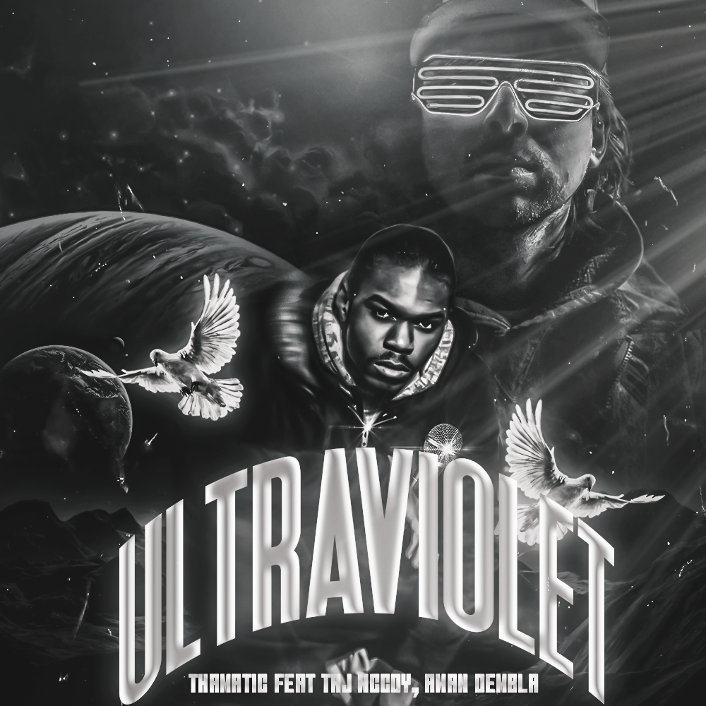 ULTRAVIOLET is another CHICAGO artist collaboration and Thamatic's second Summer 2020 single featuring Taj McCoy with international producer Aman Dembla. In loving memory of Ahmaud Arbery and George Perry Floyd. All peace, no violence, ultraviolet.        https://open.spotify.com/track/4qvLmVAjXvpyypOQwh7A4B?si=d24GnnIiQjqt4JSk7YUPTA…pic.twitter.com/0qeGpFVymp