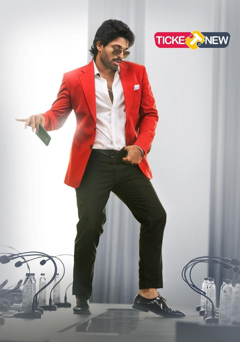 No Doubt in it!   #AlluArjun The Undisputed KING     Stylish  #AlluArjun Top 5 Most Viewed Hindi Dubbed Movies   #Sarrainodu - 300M+ #DJ - 264M+ #Rudhramadevi - 141M+ #RaceGurram - 108M+ #SonOfSatyamurthy - 100M+  #Pushpa #AA20 #AA21 @alluarjun #Tollywood #TicketNewMovies pic.twitter.com/WVcPVw9QYW