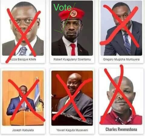 Another political mole mugisha muntu z here,gov't z trying to give him media attention wid fake arrest stunts.ugandans are ttly a wake nd not fools.they kno who is the true opposition and that's mr Bobi wine  the leader of the ppl power movement.#Bobi for president. https://twitter.com/akasingye/status/1283341134878711810…pic.twitter.com/NAM0Gb9QHQ
