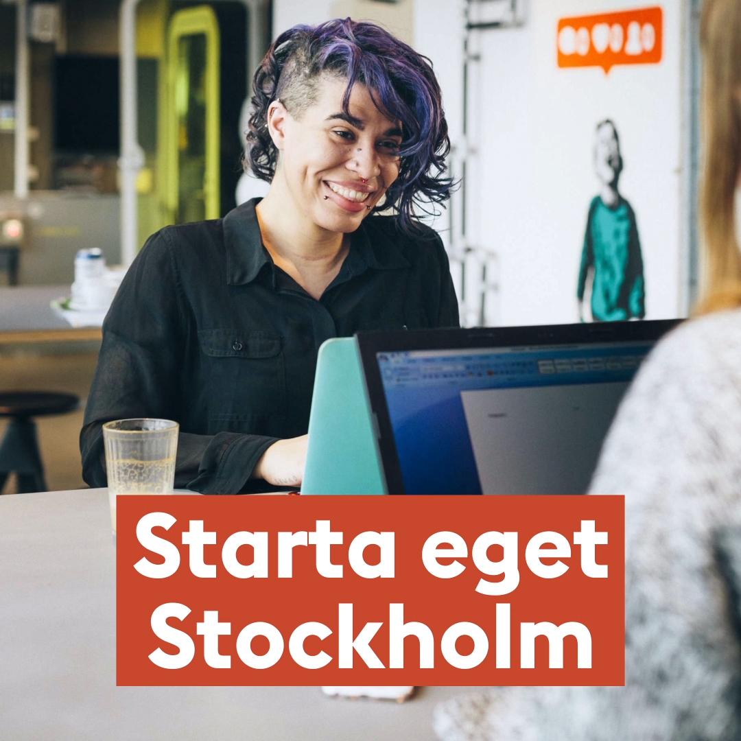 Nu öppnar Starta eget Stockholm – en tjänst där du som vill starta eget företag i Stockholm kan välja mellan olika nyföretagarrådgivare! Läs mer på https://t.co/j3i5Mon19P https://t.co/TdBWQAWcpV