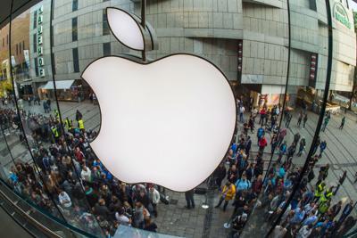 #Apple