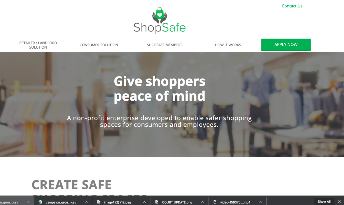 As retailers emerge from the massive disruption caused by #COVID19, RetailNext and a consortium of private enterprise companies, retailers, and property owners, have created ShopSafe. https://t.co/BJLpSTs8ig https://t.co/8g5NZJ9Aqm