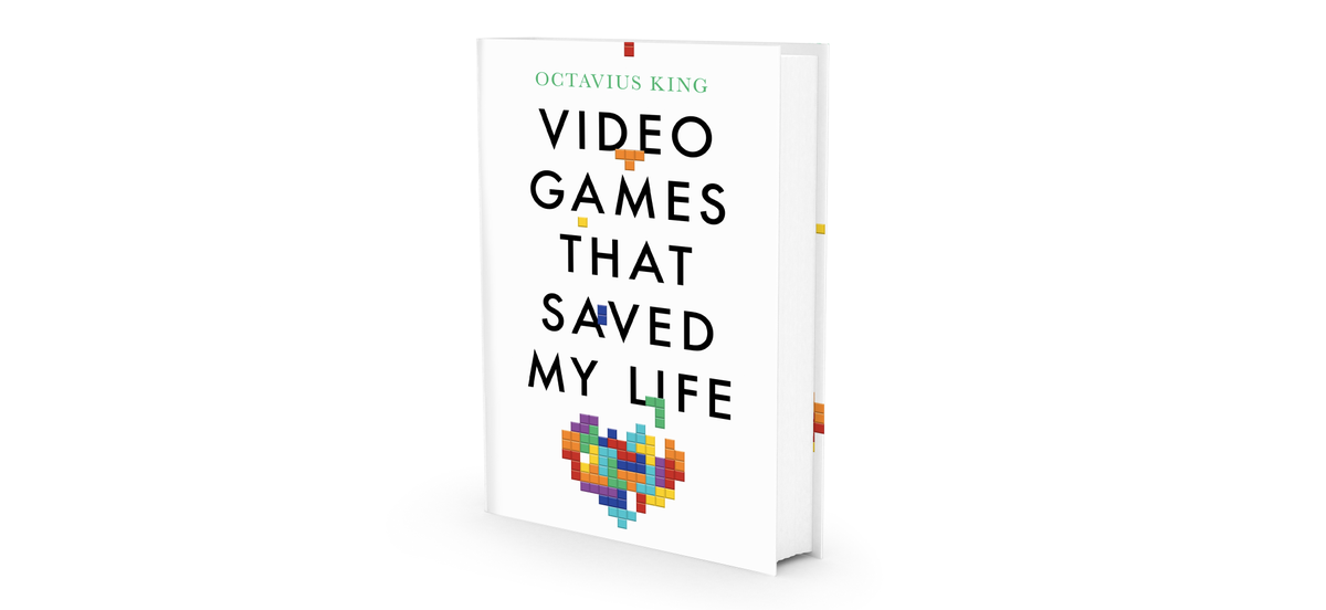 A self-help guide for anyone who has dark days, anyone who feels lost, and anyone who loves to pick up a gamepad, #VideoGamesThatSavedMyLife is @Octav1usKing's first book, and we want to publish it!  Pledge here and help us make it happen: https://t.co/sBWNIC8TeY https://t.co/9iasLPU3Ck