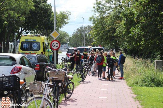Afzwaai-fietstocht groep 8 eindigt met ongeluk https://t.co/1bWe1Wb8rV https://t.co/B7HclS1LNf